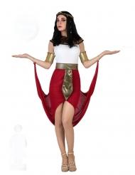 Disfraz de faraón egipto mujer