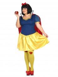 Disfraz princesa mujer cuento de hadas talla grande
