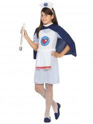 Disfraz enfermera doctor para niña