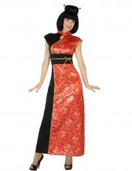 Disfraz de china mujer
