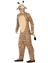 Disfraz de jirafa adulto
