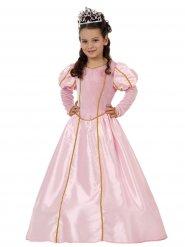 Disfraz princesa niña rosa