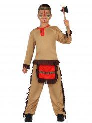 Disfraz de indio del Oeste niño