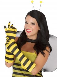 Guantes abeja mujer