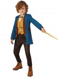 Disfraz Newt Scamander™ lujo niño - Animales fantásticos