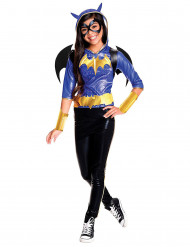 Disfraz de lujo Batgirl Superhero Girls para niña