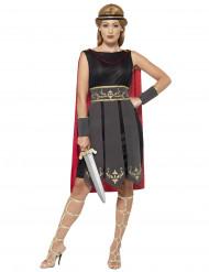 Disfraz guerrera gladiadora mujer
