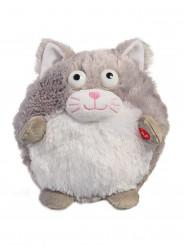 Peluche gato sonoro con movimiento 18,5 cm