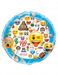 Globo aluminio gigante Emoji™