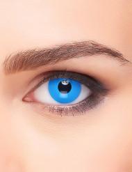 Lentillas fantasía ojo azul adulto