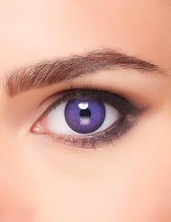 Lentillas de contacto monstruo violeta adulto