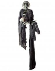 Decoración para colgar esqueleto Halloween