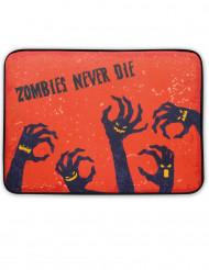 Alfombrilla luminosa y sonora zombie Halloween