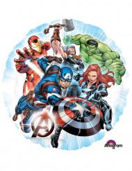 Globo de Aluminio Avengers™ 43cm
