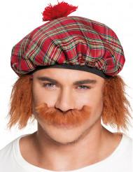 Bigote escocés adulto