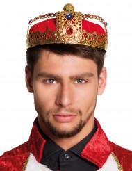 Corona de rey deluxe adulto