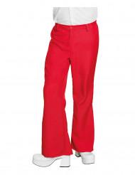 Pantalón disco rojo hombre
