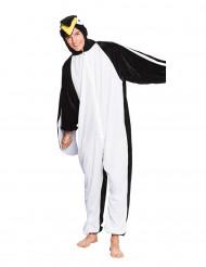 Traje de pingüino peluche Adolescente