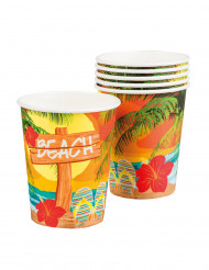 6 Vasos Beach Party 25 cl