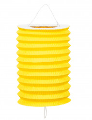 12 Farolillos amarillos