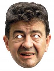Máscara de cartón Jean-Luc Mélenchon