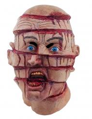Máscara cabeza cortada adulto