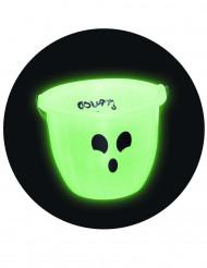 Cubeta para caramelos fosforita