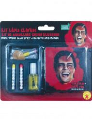 Kit de maquillaje lápiz clavado
