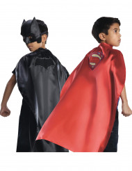 Capa Reversible Batman VS Superman el amanecer de la justicia niños.