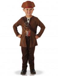 Disfraz Jack Sparrow™ Piratas del Caribe™ niño