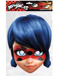 Máscara de cartón Lady Bug Miraculous™