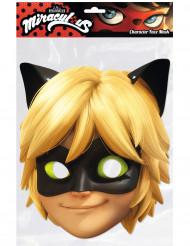 Máscara de Cat Noir™ Miraculous Ladybug™