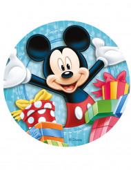 Disco de azúcar Mickey™ 20cm
