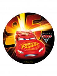 Disco de azúcar Cars 3™ 20 cm