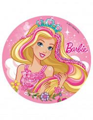 Disco de azúcar Barbie™ 16 cm