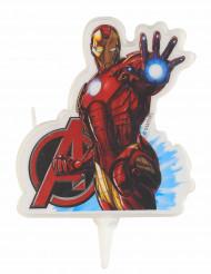 Vela cumpleaños Iron man™ Avengers™