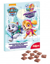 Calendario de adviento de chocolate Paw Patrol™ Skye