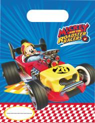 6 Bolsas de fiesta Mickey Racing™