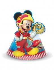 6 Gorros de fiesta Mickey y los superpilotos™