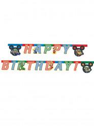 Guirnalda Happy Birthday Mickey y los superpilotos™