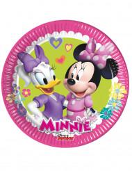 8 Platos pequeños Minnie Happy™