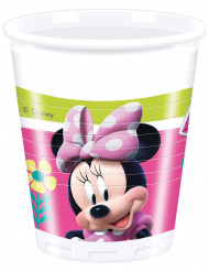 8 Vasos 20 cl Minnie Happy™