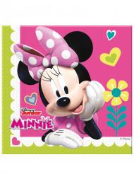 20 servilletas de Minnie Happy™ 33x33