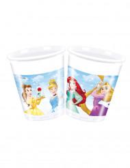 8 Vasos de plástisco 20 cl Princesas Disney Dreaming™