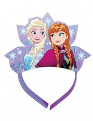 4 Diademas Frozen™ Elsa y Anna