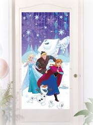 Decoración de puerta Frozen™ 75x150cm