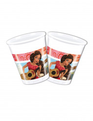 8 Vasos de plástico 200 ml Elena de Avalor™