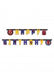 Guirlanda Happy Birthday Spiderman Homecoming™