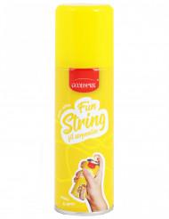 Serpentina en spray amarillo 70 ml