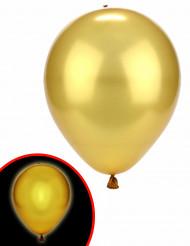 Globo LED dorado Illooms™